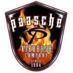 Logo de marca Paasche aerografía