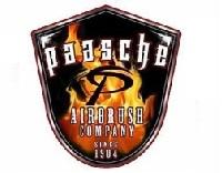 Logo Paasche marca aerógrafos