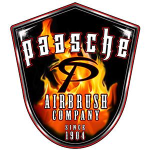 Logo Paasche airbrush