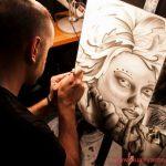 Alberto Marrondo Qualityairbrush artista