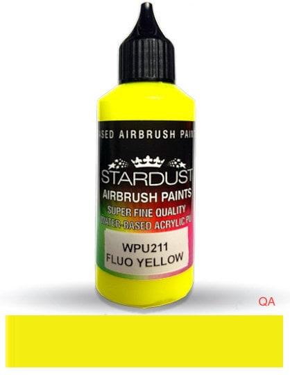 Pintura acrílica Acrilic Pro fluo yellow