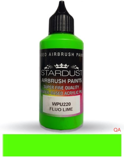 pintura Acrilic Pro fluor Lime