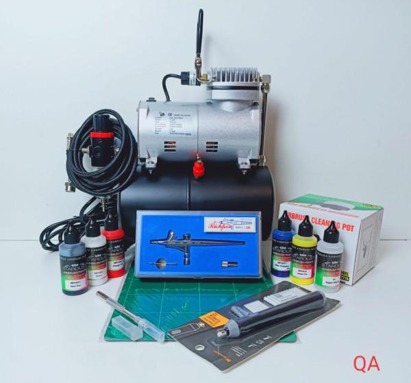 productos para aerografia Quality airbrush kit de aerografía