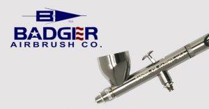 Bager airbrush logo